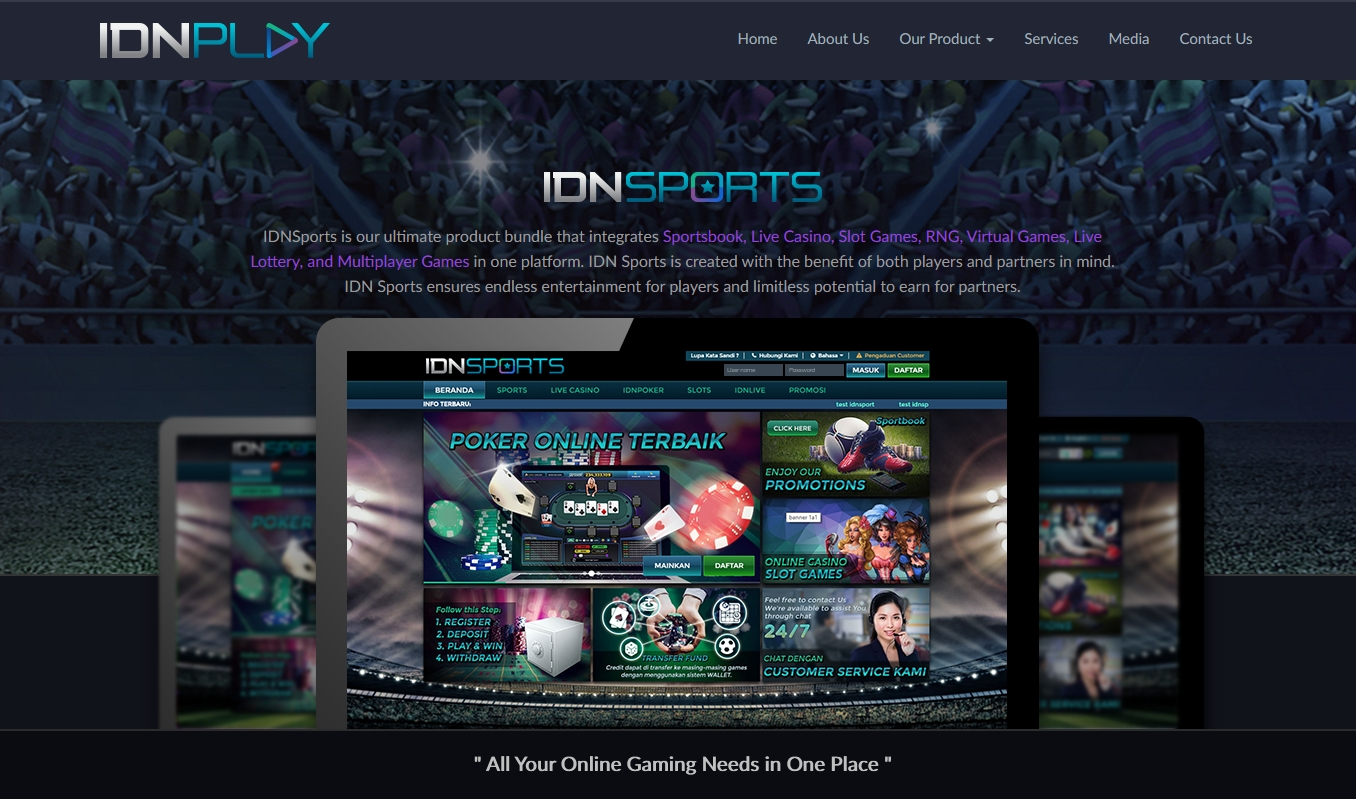 IDNSPORTS - IDN SPORTS - IDNPLAY